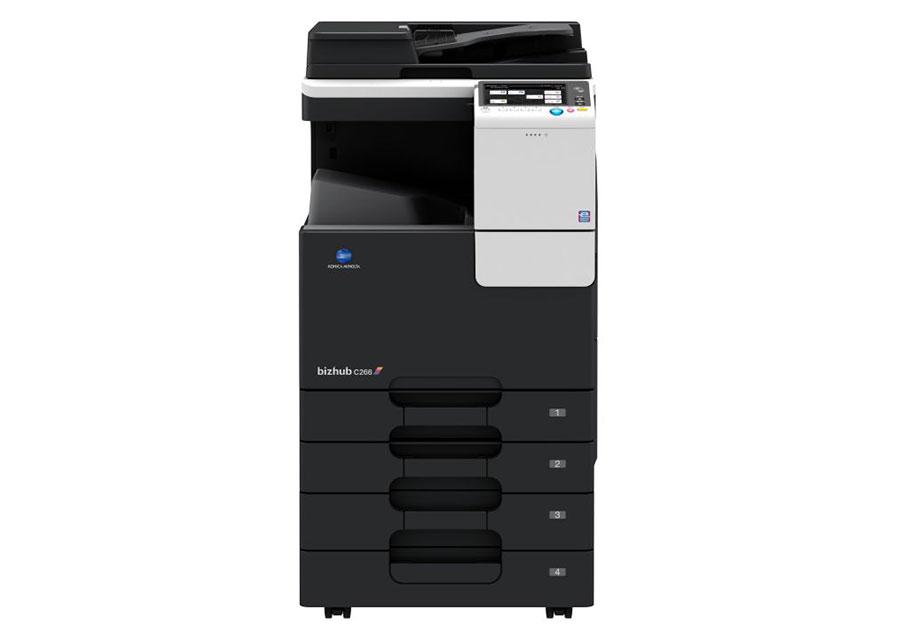 柯美C364e彩色多功能复印机