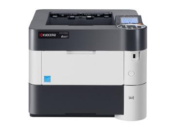 京瓷P3060dn高速黑白A4激光打印机