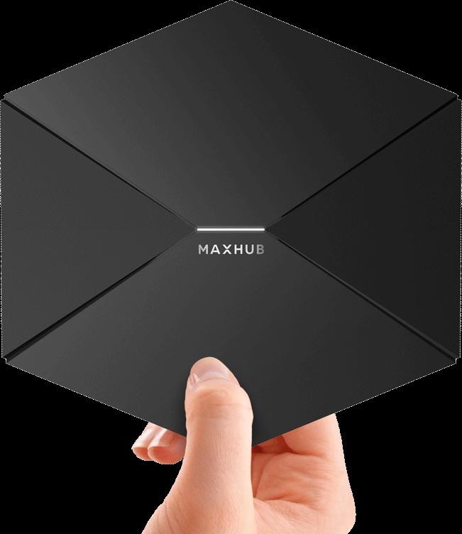 MAXHUB 传屏盒子
