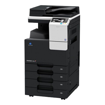 彩色数码扫描打印机租赁